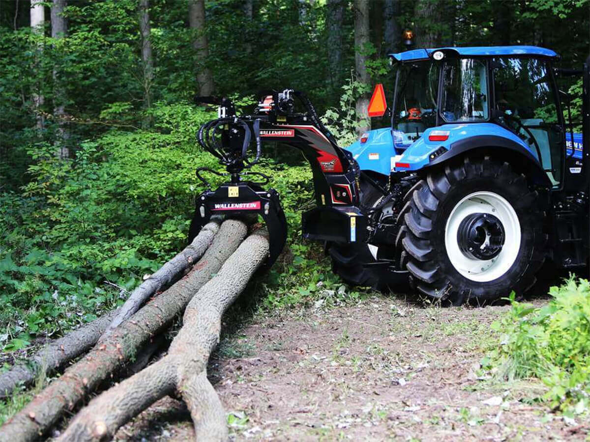 Durattach - Tractor Implements and Skid Steer Attachments